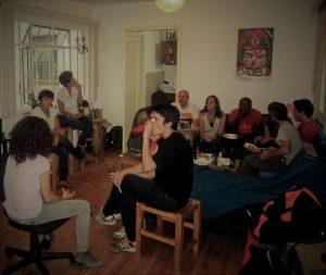 Cuidar el entorno de una relación o encuentro